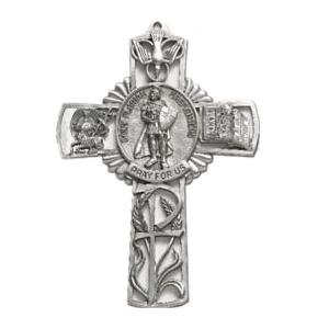 Blackinton St. Florian Firefighters Door Cross, 5