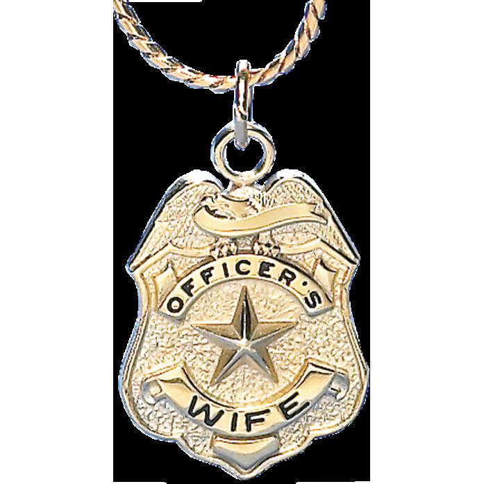 Blackinton Officer's Wife Charm