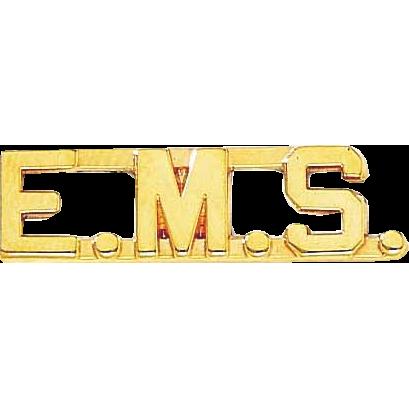 Blackinton Small E.M.S. Letter Combination Pin