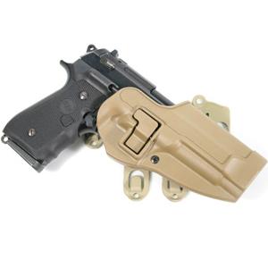 Blackhawk S.T.R.I.K.E./MOLLE Speed Clip Beretta CQC Platform Holster
