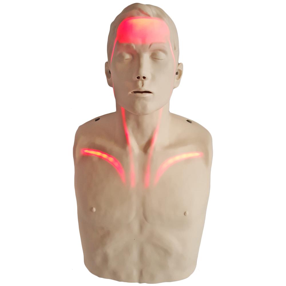 Aero Healthcare Brayden PRO CPR Manikin with Bluetooth Technology