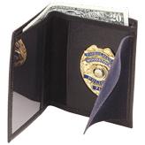 Blackinton Badge Wallet w/ID Window