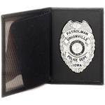 Blackinton Book Style Badge Case