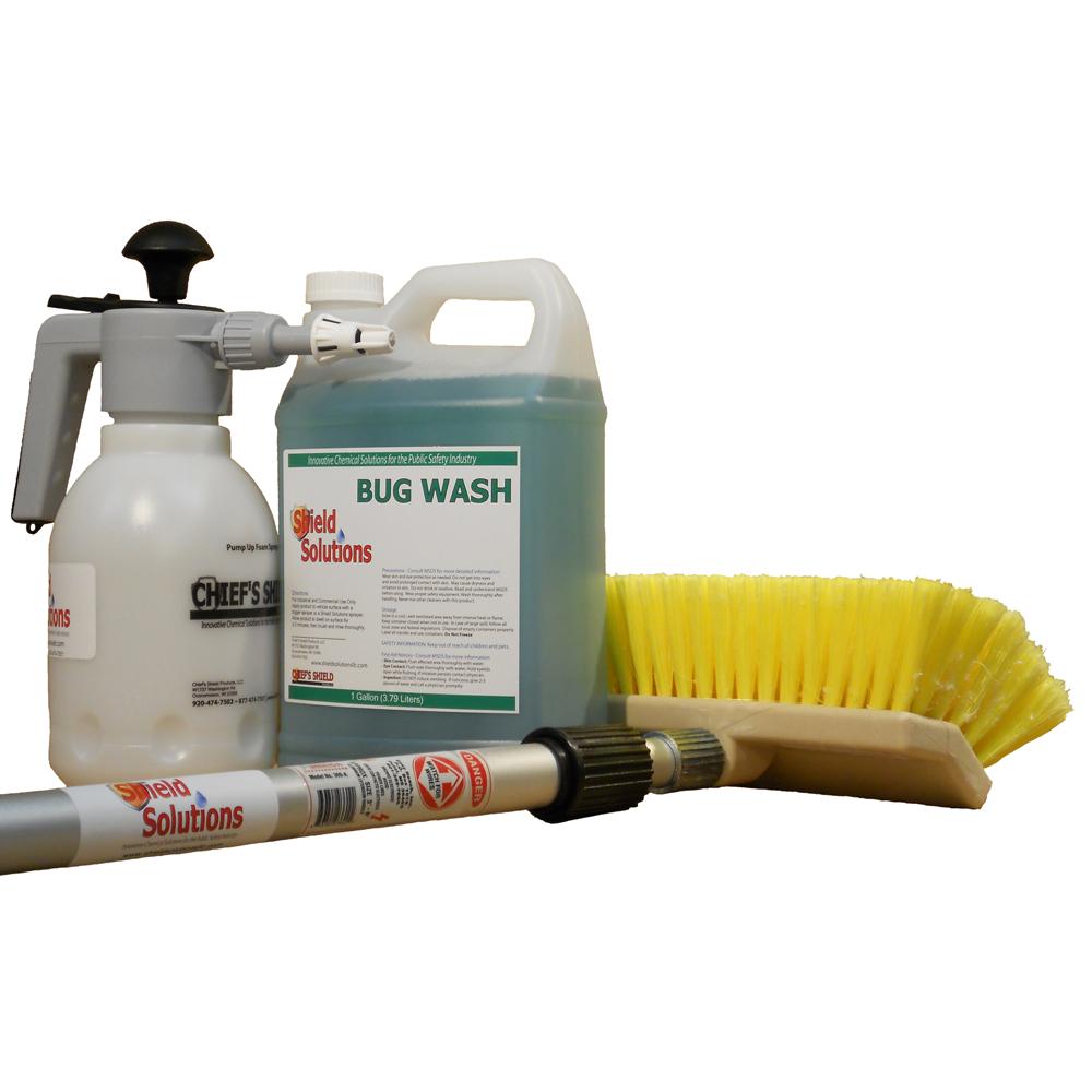 Shield Solutions Bug Wash Kit