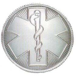Smith & Warren Badges Star Of Life Medallion