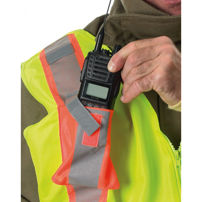 Lakeland Premium Solid 5 Point Break-away Public Safety Vest