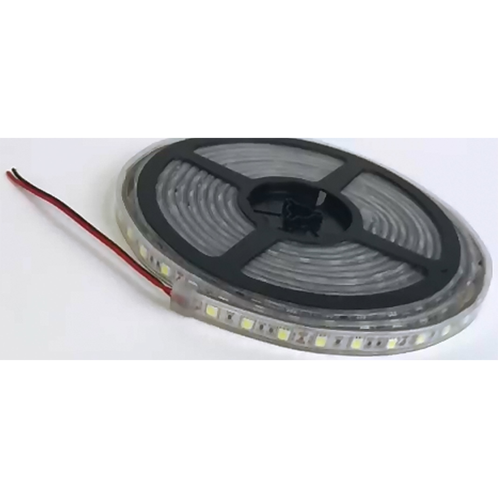 Code 3 End Cap and Wire for 100 Series Strip Lighting