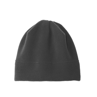 Port Authority R-Tek® Stretch Fleece Beanie, Black