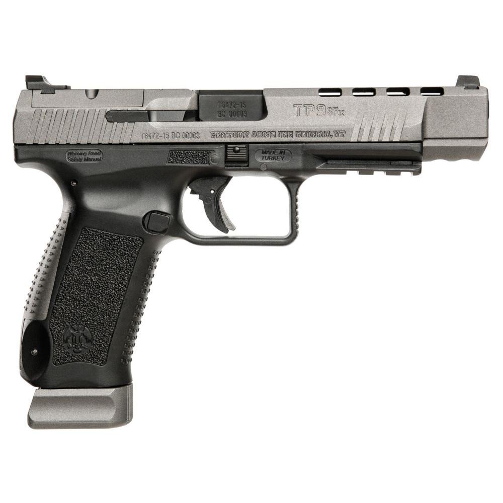 Century Arms Canik TP9SFX Semi Auto Pistol 9mm Luger 5.2