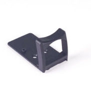 C&H Precision Weapons V4 Defender Adapter Plate for Holosun 407/507/508 V1 (Round Face) for Glock MOS