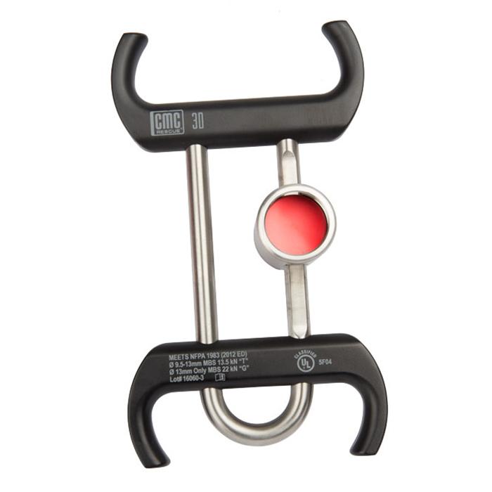 CMC 3D Locking Bar Descender