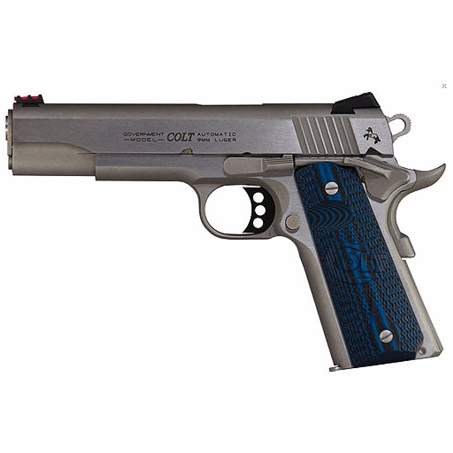 Colt Competition SS 9mm