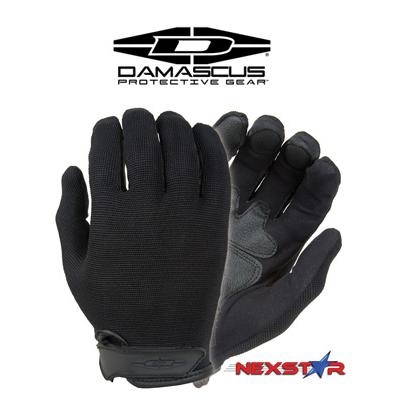 Damascus Nexstar I, Lightweight Duty Gloves, Black