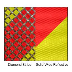 DiamonDiamonds Reflective Apparatus Decals
