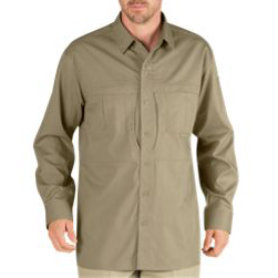Dickies Long Sleeve Tactical Shirt