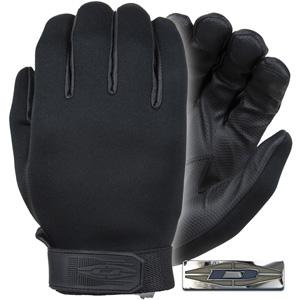 Damascus Stealth X Neoprene Shooting/Search Gloves, Black