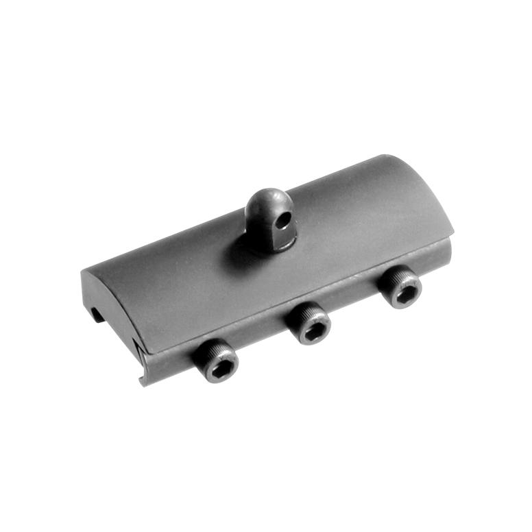 DoubleStar Picatinny Rail Bipod Adapter