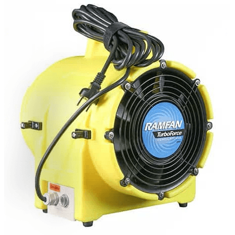RAMFAN UB20 In-Line Heating System
