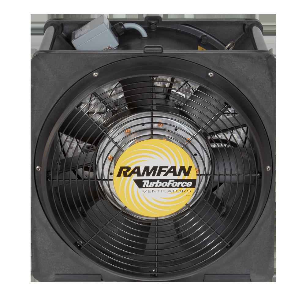 Ramfan Safest Smoke Ejector