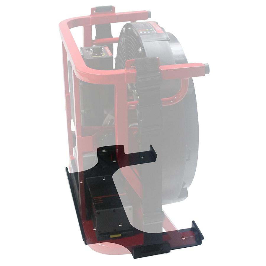 Ramfan Truck Compartment Mount with Tiedowns for EX50Li All Purpose Ventilator