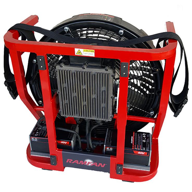 Ramfan Shoulder Strap for EX50Li All Purpose Ventilator