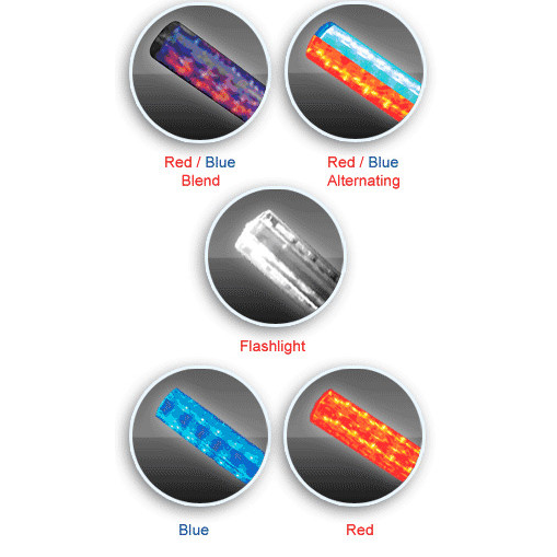 EMI Flashback Five Illuminator LED Light Baton