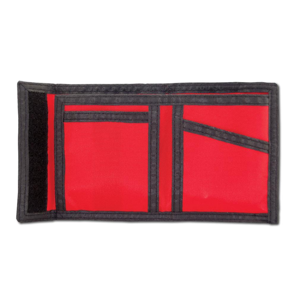 EMI Fire Wallet, Billfold Style