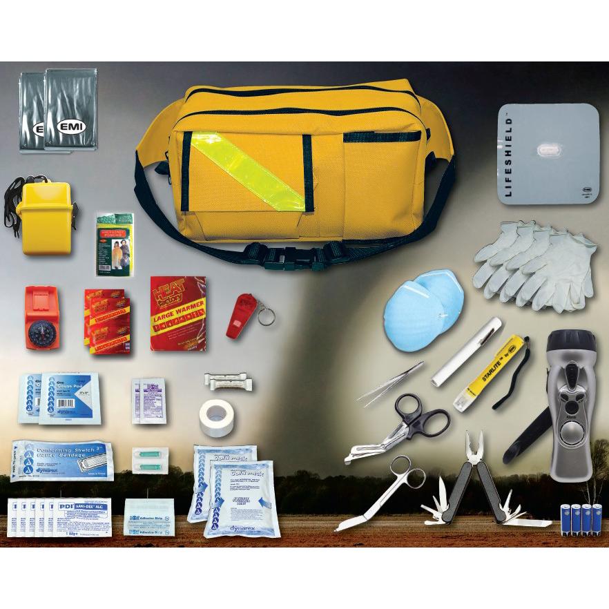 EMI Weather Alert Survival Kit