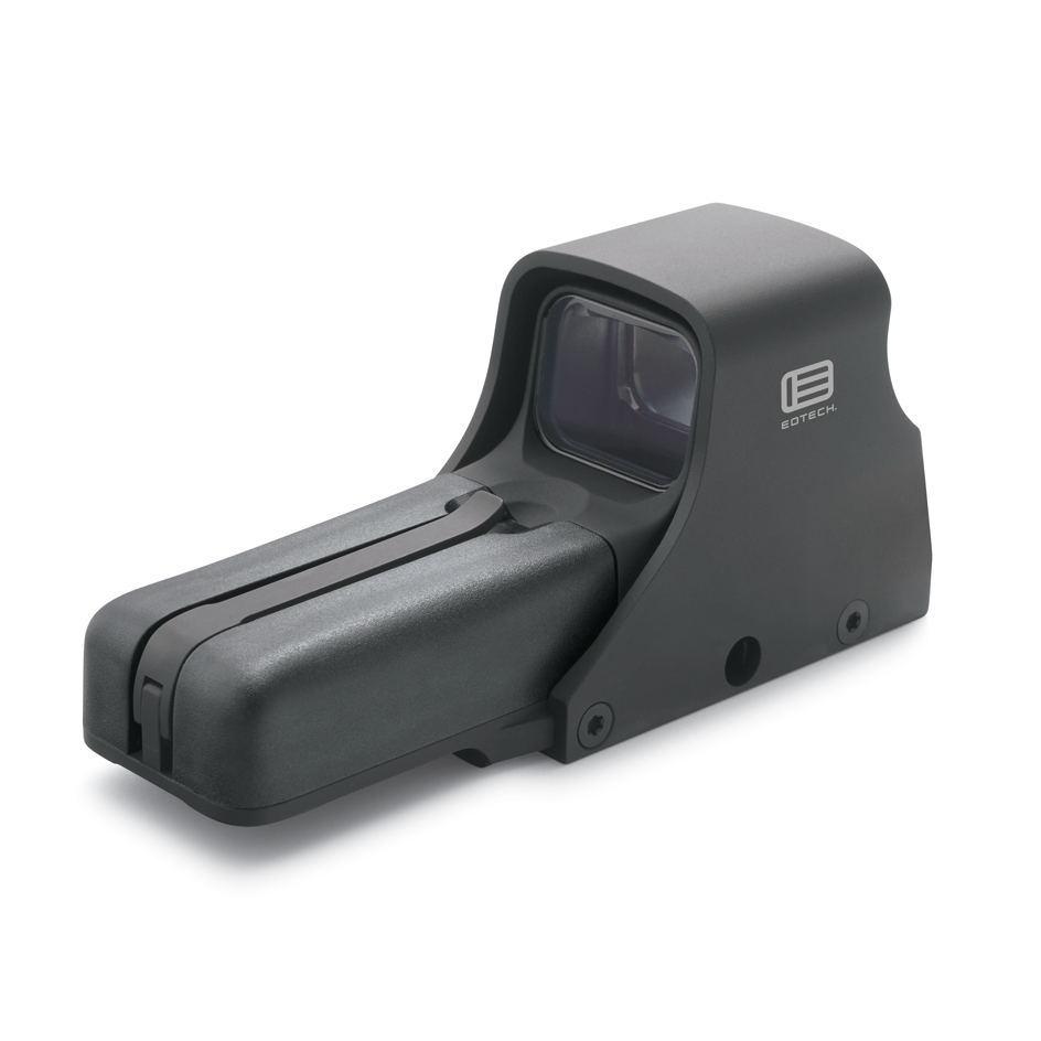 EOTech Model 552 with 65 MOA Ring and 1 MOA dot Reticle Pattern