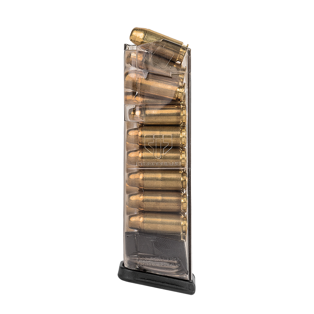 Elite Tactical Systems 16 round mag - .40 Caliber, Fits Glock 22, 23, 24, 27, 35