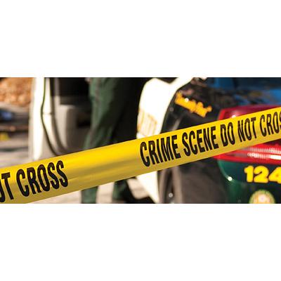 Forensic Source Crime Scene Barrier Tape