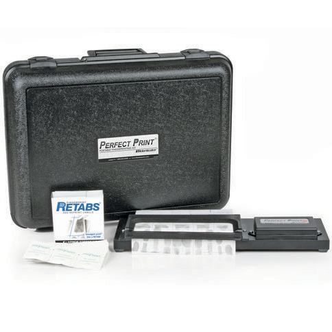 Forensics Source Perfect Print Portable Fingerprint Kit with Folding Stand