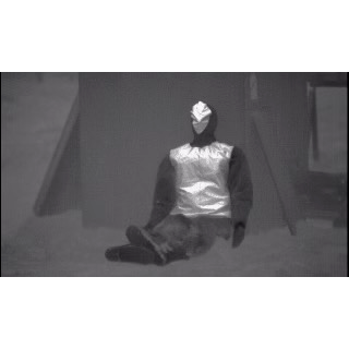Internal Energy Thermal Mannequin Pullover