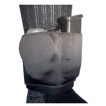 Gould & Goodrich Concealment B316 Neoprene Ankle Carrier for Cuffs and Magazine