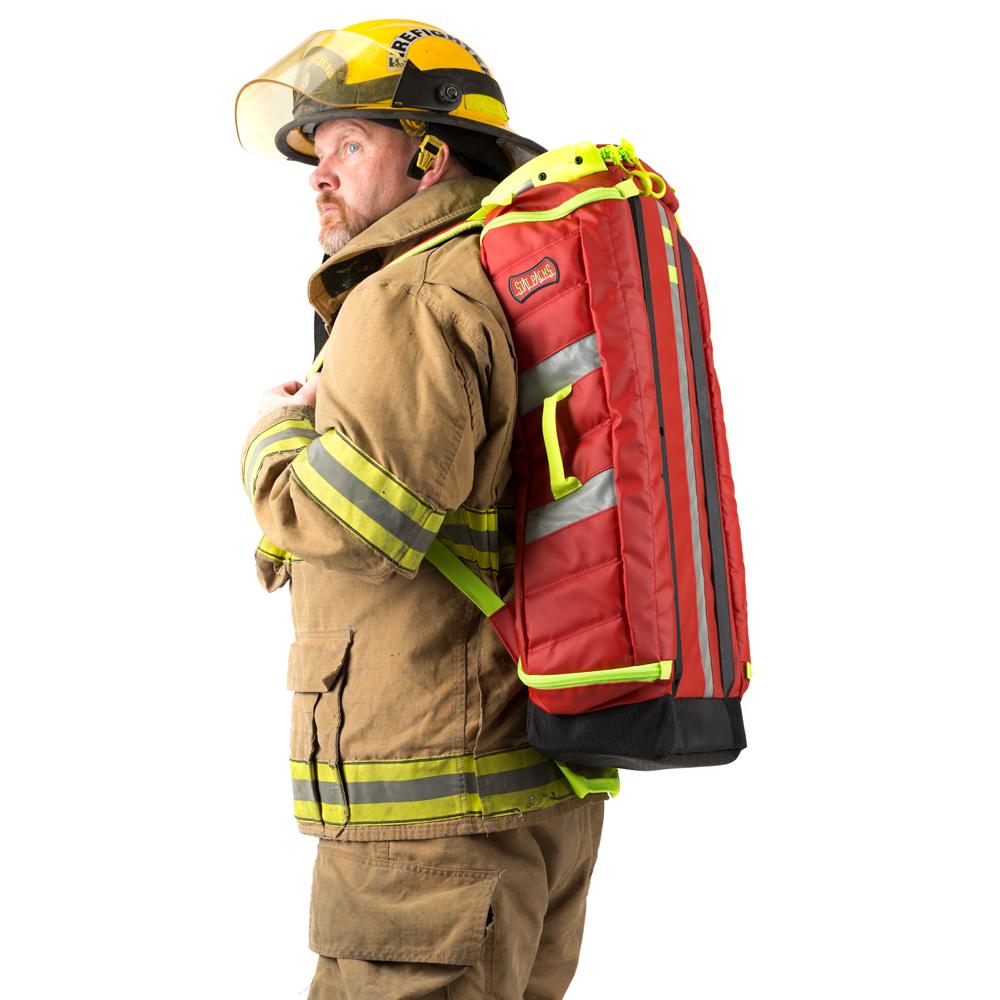 StatPacks G3 Responder EMS Pack, Red