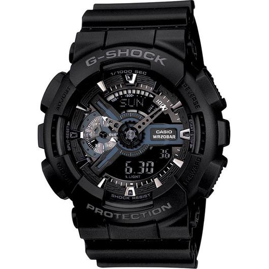 Casio XL Analog/Digital G-Shock Watch