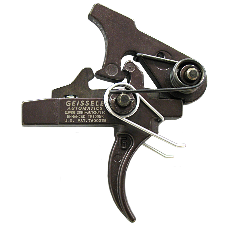 Geissele Super Semi-Auto Enhanced (SSA-E) Trigger