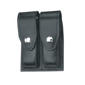 Gould & Goodrich Duty Leather Double Magazine Case