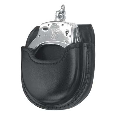 Gould & Goodrich Duty Leather Open Handcuff Case