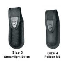 Gould & Goodrich Phoenix Nylon Flashlight Cases