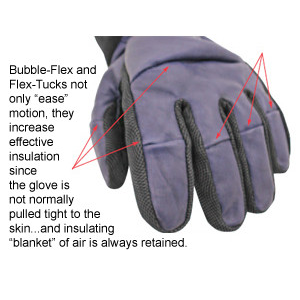 Honeywell Kangaroo Leather Super Glove, NFPA