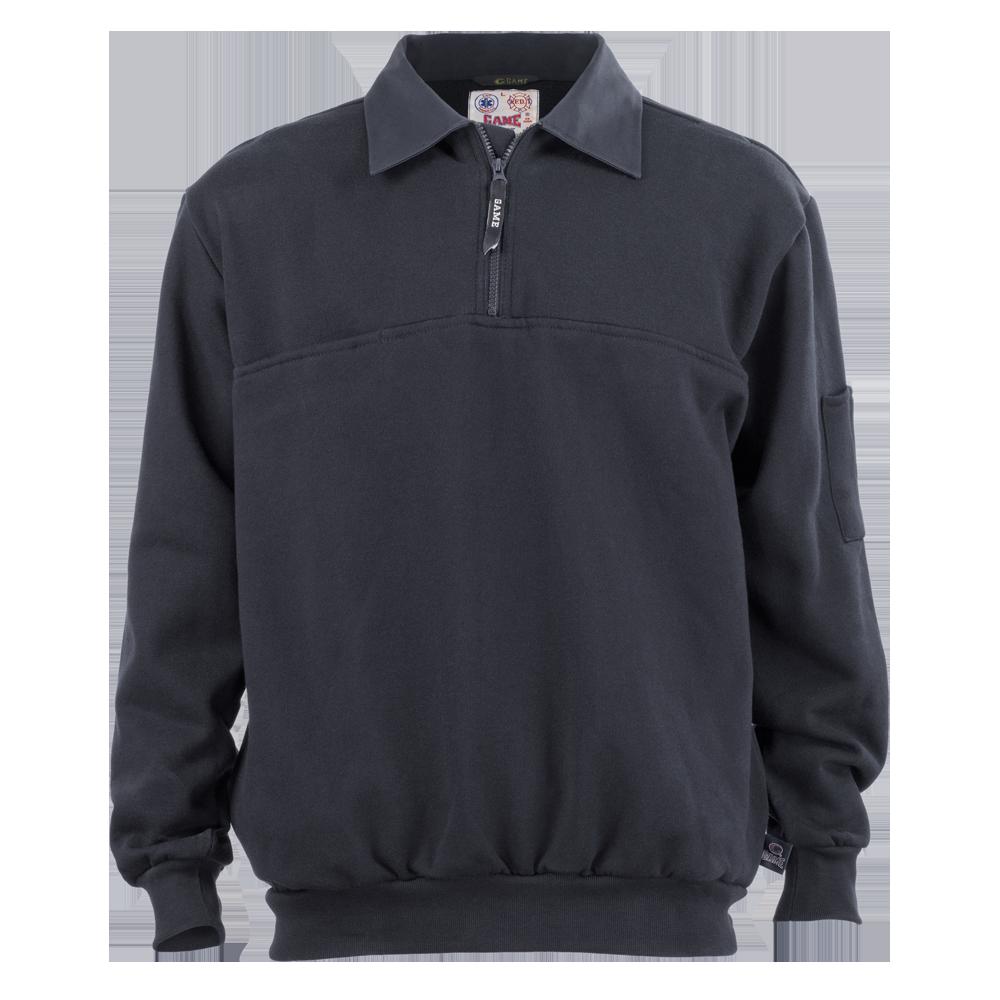 Game Workwear 8070 The Firefighter's Elite Canvas Collar Job Shirt