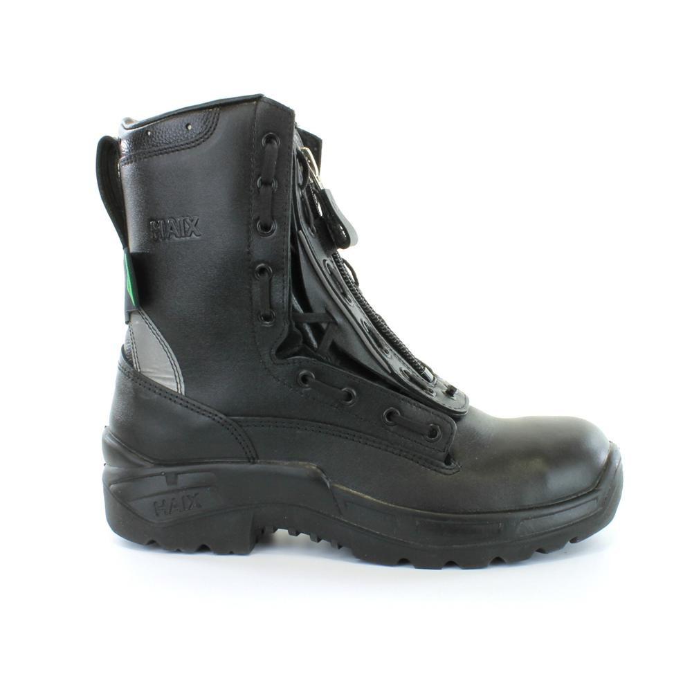 "Haix Airpower R2, 8"" Station/EMS Men's Boot w/ CROSSTECH"