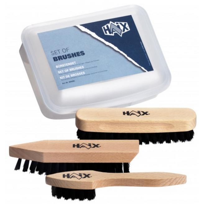 Haix Brush Set