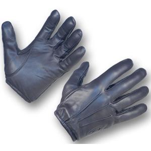 Hatch RFK300 Leather Resister Gloves with Kevlar, Cut Resistant, Black