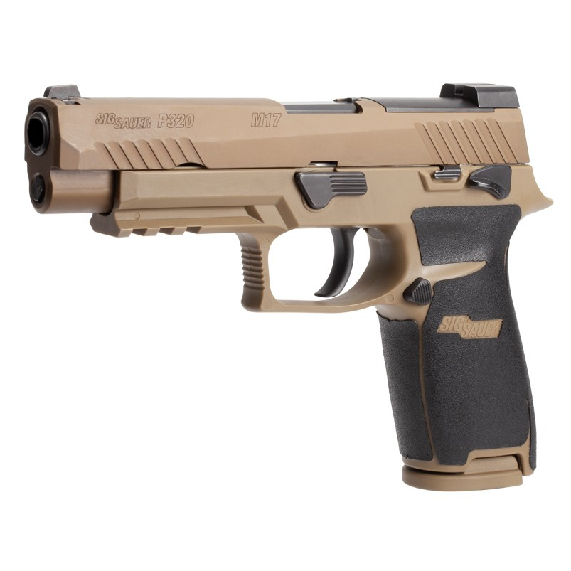 Hogue Wrapter Rubber Adhesive Grip for Sig Sauer P320