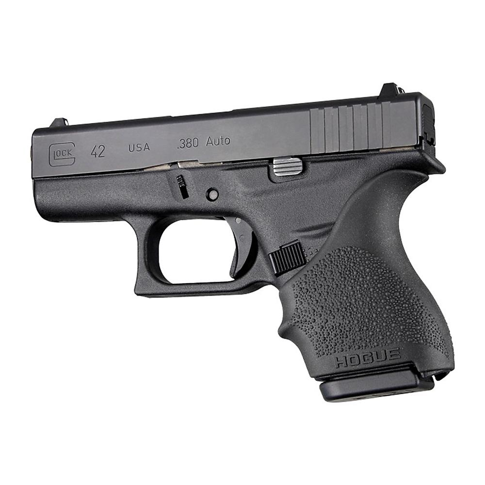 Hogue HandAll Beavertail Grip Sleeve for Glock 42
