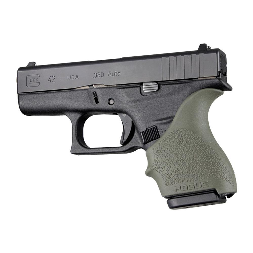 Hogue HandAll Beavertail Grip Sleeve Glock 42