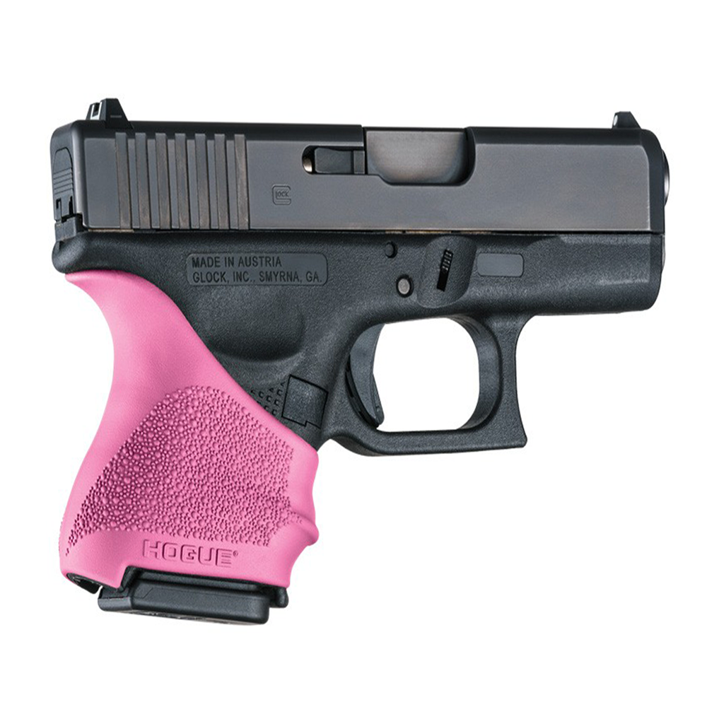 Hogue HandAll Beavertail Grip Sleeve Glock 26