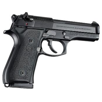 Hogue Beretta 92/96 Series Rubber Grip Panels